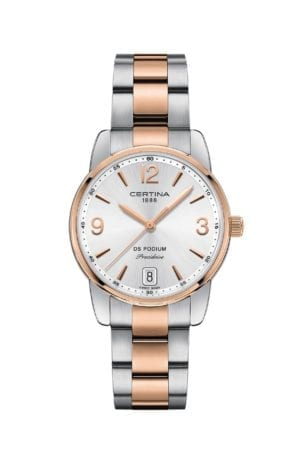 Klokke Certina DS Podium Lady. Ref: C034.210.22.037.00. Jacob Friis