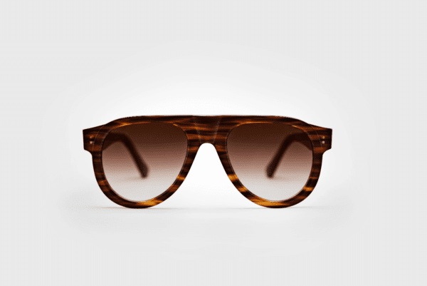 Tom Wood Duke solbrille. Feather Brown. Jacob Friis.
