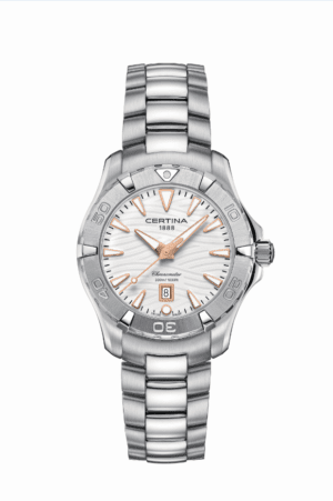 Klokke Certina DS Action Lady. Ref: C032.251.11.011.01. Jacob Friis