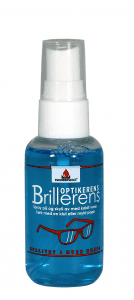 Optikerens Brillerens 50ml Brillerens fra Norenco. Jacob Friis