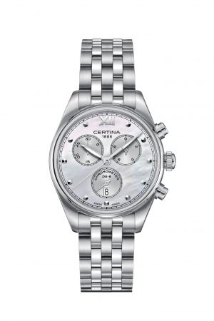Klokke Certina DS-8 Lady. Ref: C033.234.11.118.00. Jacob Friis