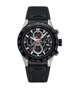 Klokke Tag Heuer Carrera. Ref: CAR2A1Z.FT6044. Jacob Friis