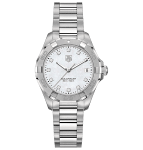 Klokke Tag Heuer Aquaracer Lady. Ref: WAY1313.BA0915. Jacob Friis