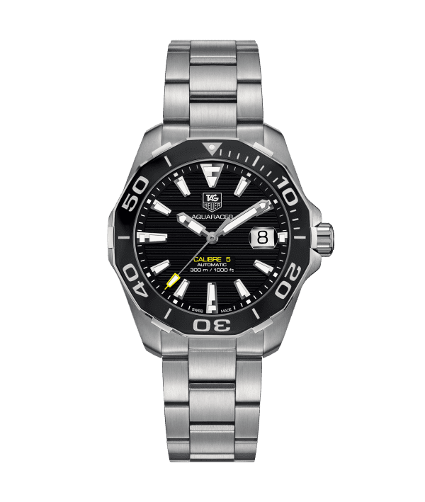 Klokke Tag Heuer Aquaracer. Ref:WAY211A.BA0928. Jacob Friis