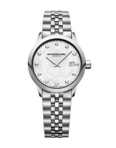 Klokke Raymond Weil Freelancer Lady. Ref: 5629-ST-97081. Jacob Friis