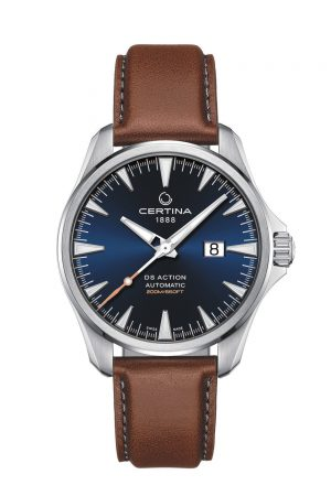 Klokke fra Certina DS Action Automatic. Ref: C032.426.16.041.00. Jacob Friis