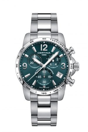 Certina DS Podium Chronograph. Ref: C034.417.11.097.00. Jacob Friis