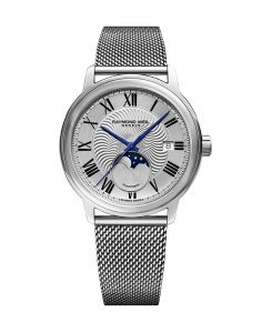 Raymond Weil Maestro Moon Phase. Ref: 2239M-ST-00659 Jacob Friis