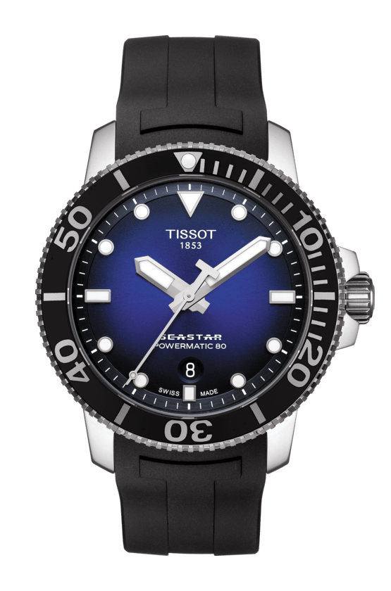 Tissot Seastar 1000. Ref: T120.407.17.041.00 Jacob Friis