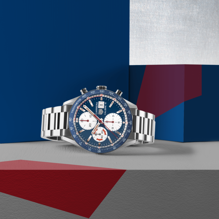 Tag Heuer Carrera Calibre Jacob Friis