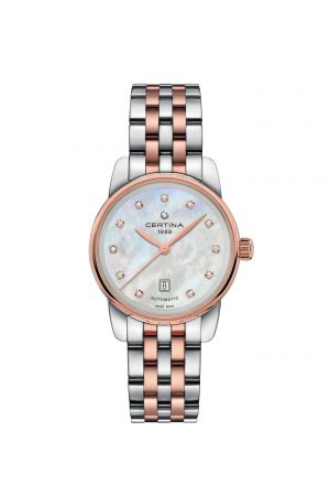 Certina DS Podium Lady Automatic. Ref: C001.007.22.116.00. Jacob Friis Klokke