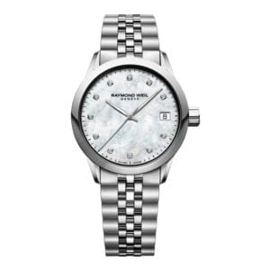 Raymond Weil Freelancer Lady. Ref: 5634-ST-97081.