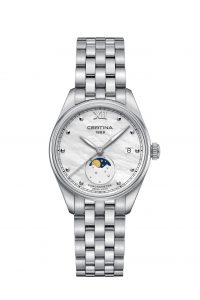 Certina DS-8 Moon Phase Lady. Ref: C033.257.11.118.00.