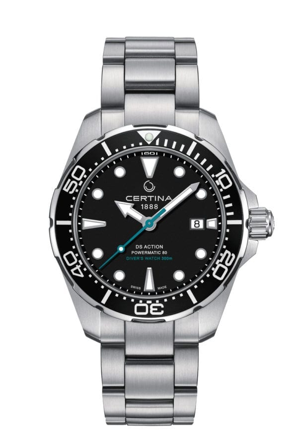 Certina DS Action Automatic. Ref: C032.407.11.051.10. Jacob Friis Klokke