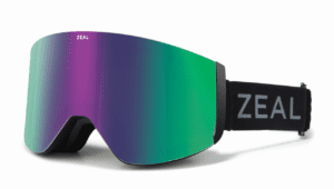 Zeal Hatchet Dark Night Polarized. Ref: 11482. Jacob Friis Goggle