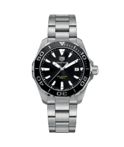 TAG Heuer Aquaracer Quartz Gent Black WAY111A.BA0928
